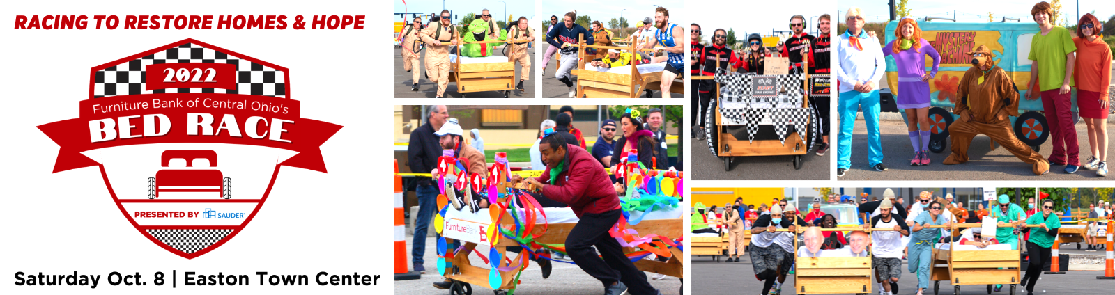 2018 Furniture Bank Bed Race Columbus 2018 Furniture Bank of Central